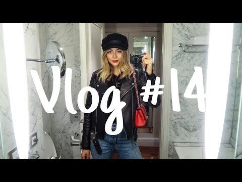 Vlog #14   48 Hours In Paris, What I Wore & A Chanel Purchase