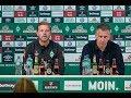 Vor Union Berlin Die Highlights Der Werder Pressekonferenz In 1899 Sekunden