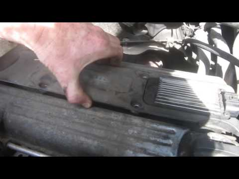 Changing the Ignition Control Module on a GM 2.2l Ecotec Engine