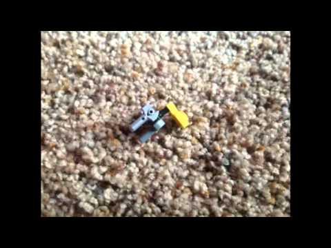 Lego Mini Claw Machine Tutorial