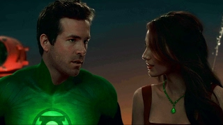 Hal Tells Carol About Green Lantern  Green Lantern Extended Cut