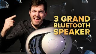 Unlock your jams with this 3 grand Bluetooth speaker (Techadence)