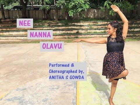 Nee Nanna Olavu (Dance) - Chamak | Suni | Golden Star Ganesh | Rashmika Mandanna