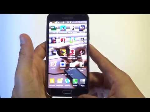 Samsung Galaxy S5: Setup Folders / Colors - Fliptroniks.com