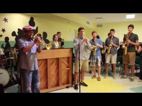 Trumpets NOT Guns: From Ct to Nola