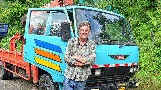 TOP GEAR Inside Look: Driving Trucks in Burma - BBC AMERICA