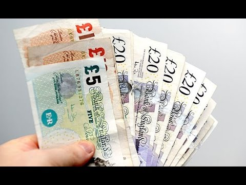 Quick Cash  - Powerful 15 mins Chakra Activation Binaural Beats  - UK Pounds ** MUST SEE