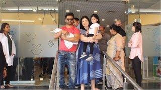 Sachiin J Joshi & His Wife Urvashi Sharma Blessed With A Baby Boy