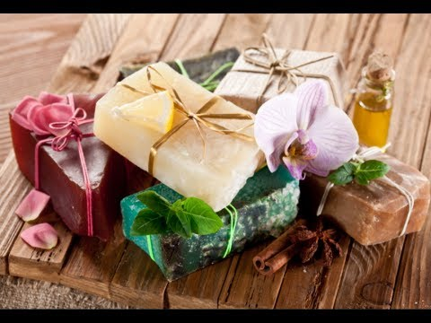 How to Make Homemade Soap - Easy Homemade Soap Recipes