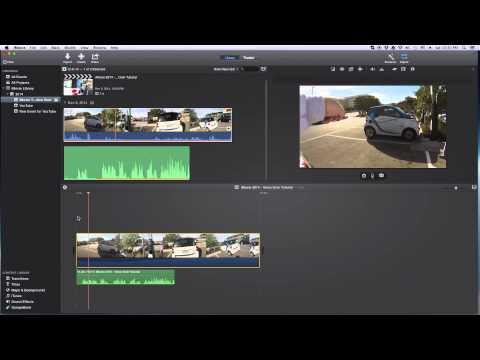 iMovie - Voice Over Tutorial