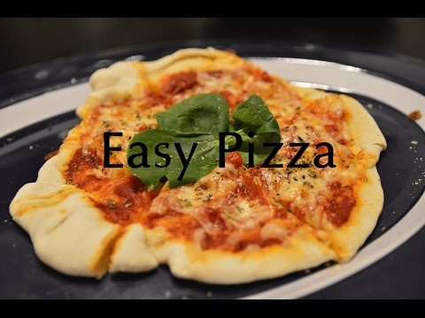 How to Make Easy Pizza