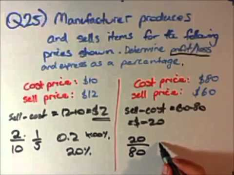 Calculating Percentage Change and Hourly Wage