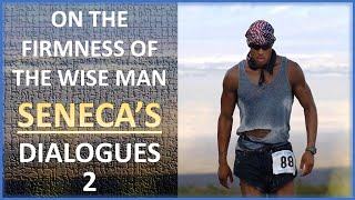 Seneca: On the Firmness of the Wise Man - (Audiobook)