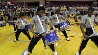 Drumline Battle - PVAMU vs. AAMU (2016)