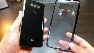 Hallsen LG G6 Ultra Slim Clear Anti-Scratch Premium Case