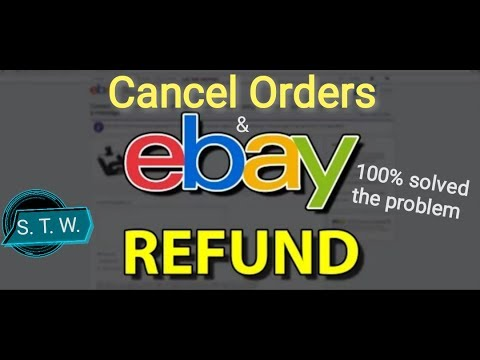 Ebay order cancel problem solved (Hindi) 100% August 2017 Tips In HINDI