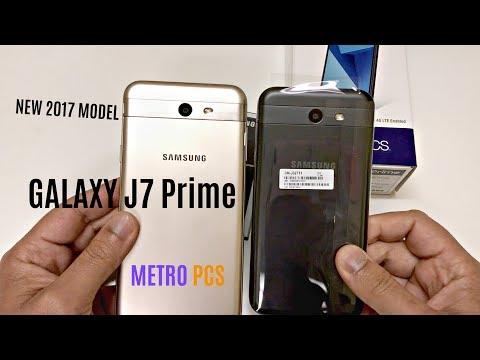 Samsung Galaxy J7 Prime - Unboxing/Review Metro pcs/T-Mobile