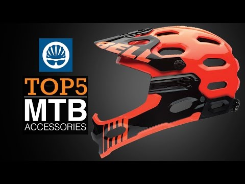 Top 5 - Mountain Bike Accessories