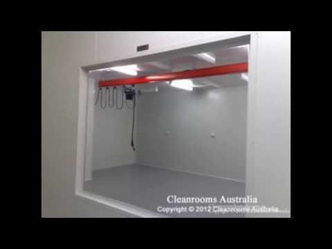 cleanroom 3-D animation