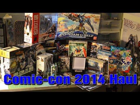 New York Comic-Con 2014 - Haul