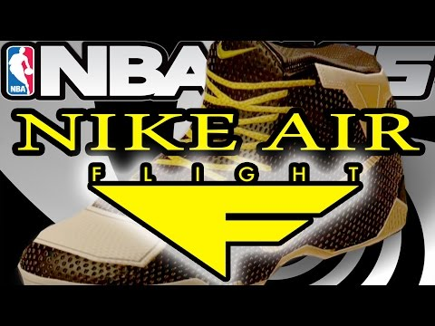 NBA 2K15 XBOX ONE My Career - Shoe Creation & Nike Commercial