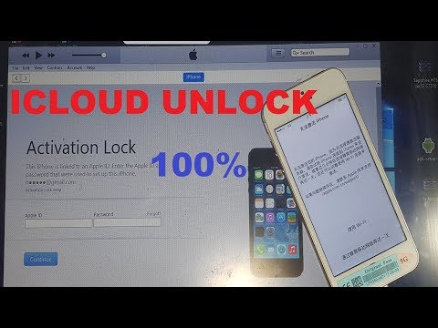 Free Unlock - How To Remove iCloud Lock With Host File Working 100%