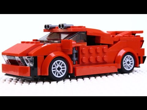Lego Sports Car MOC