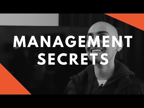 My Management Style Secrets | How to Grow Any Business (Churn and Burn Model)