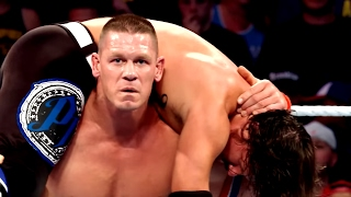 WWE Royal Rumble 2017: Cena vs. Styles – Live this Sunday