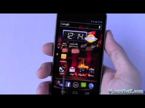 How To Take Screenshots in Android Ice Cream Sandwich