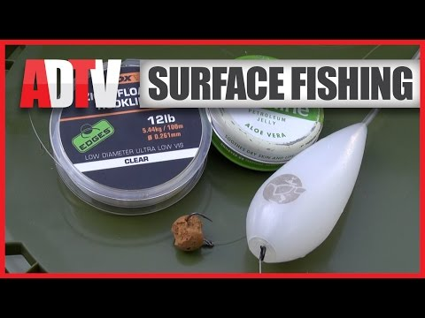Surface Fishing For Carp - Top Floater Fishing Tips!
