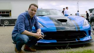 Dodge Viper ACR Walkaround - Top Gear