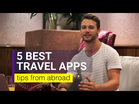 5 Best Travel Apps for 2017
