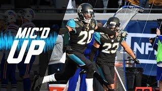 Bills vs. Jaguars Mic