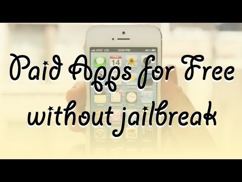 Get Paid Apps For Free without Jailbreak (Like Installous) - Works on iOS 6 Also!