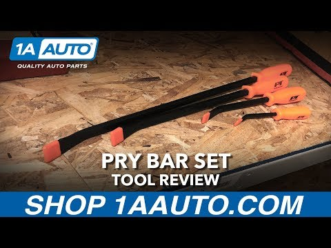 Pry Bar Set Available at 1AAuto.com