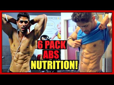 Complete Diet Plan For 6 Pack Abs - EVERYTHING YOU NEED TO KNOW!