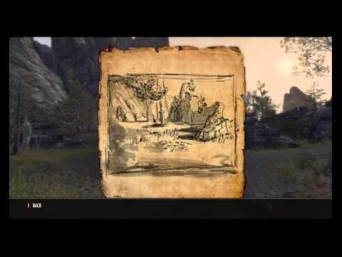 The Elder Scrolls Online: Rivenspire Treasure Map 2 Location