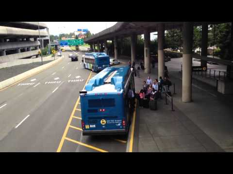 Public Transport at Seattle–Tacoma International Airport