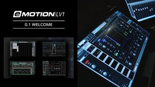 Emotion Lv1 Tutorial 0.1: Intro-welcome