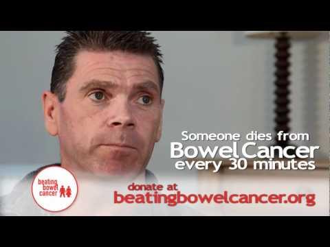 Beating Bowel Cancer TV Advert -  website version