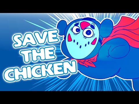 Delirious Animated! (SAVE THE CHICKEN!) By RyanStorm! Gangbeasts