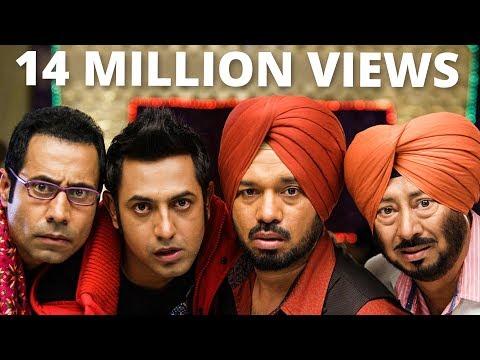 NEW PUNJABI COMEDY FILM 2017    LATEST FULL MOVIES    Binnu Dhillon    Jaswinder Bhalla  