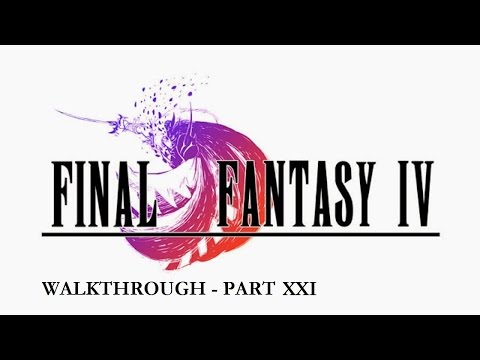 Final Fantasy IV #21 - Side Quest: Excalibur