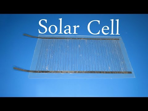 Xxx Mp4 How To Make Solar Cell Very Easy Free Energy With Solar Energy 3gp Sex