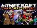 Minecraft Sky Hunger Games It S Christmas