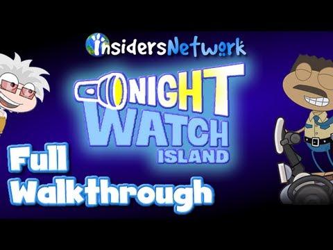 ★ Poptropica: Night Watch Island Full Walkthrough ★