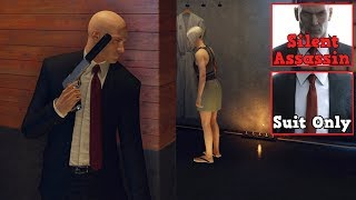 Hitman The Angel Of Death Silent Assassin Suit Only Easy Guide Classic