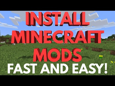 How to Install Minecraft Mods - Mac
