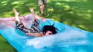 TRY NOT TO LAUGH WATCHING FUNNY FAILS VIDEOS 2021 #90
